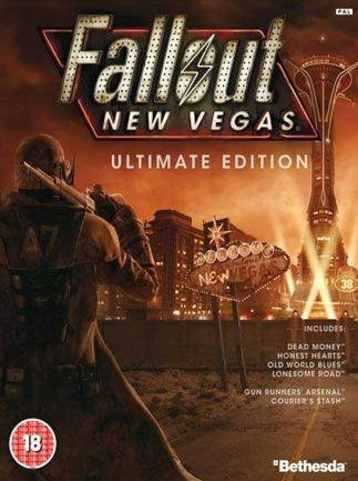 Fallout: New Vegas Ultimate Edition PC Steam